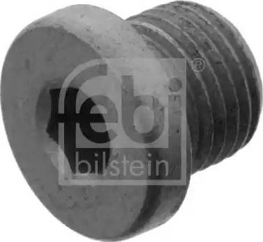 Febi Bilstein 46267 - Резьбовая пробка, картер коробки передач car-mod.com