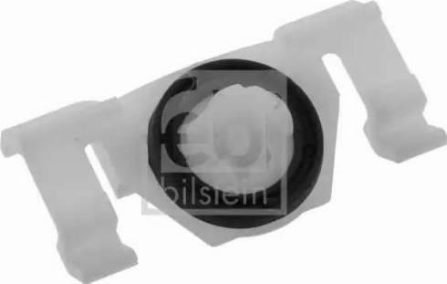 Febi Bilstein 47942 - Зажим, молдинг / защитная накладка car-mod.com