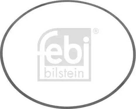 Febi Bilstein 49541 - Прокладка, гильза цилиндра car-mod.com