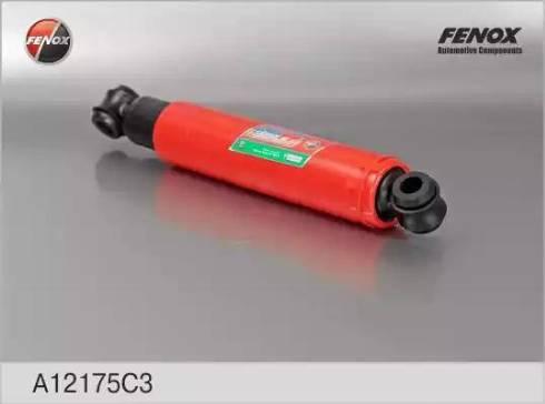 Fenox a12175c3 - Амортизатор autodnr.net