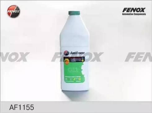 Fenox AF1155 - Антифриз avtokuzovplus.com.ua