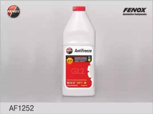 Fenox AF1252 - Антифриз avtokuzovplus.com.ua