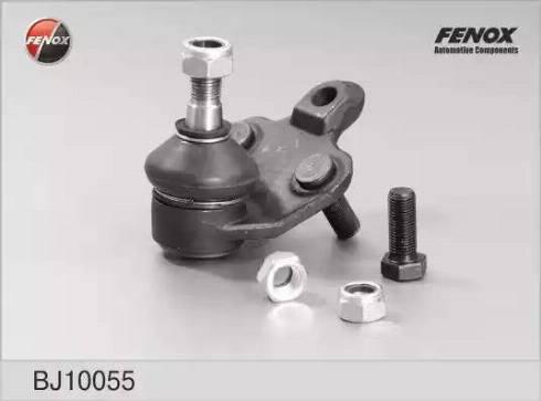 Fenox BJ10055 - Шаровая опора, несущий / направляющий шарнир car-mod.com