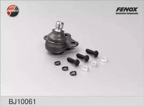 Fenox BJ10061 - Несущий / направляющий шарнир autodnr.net