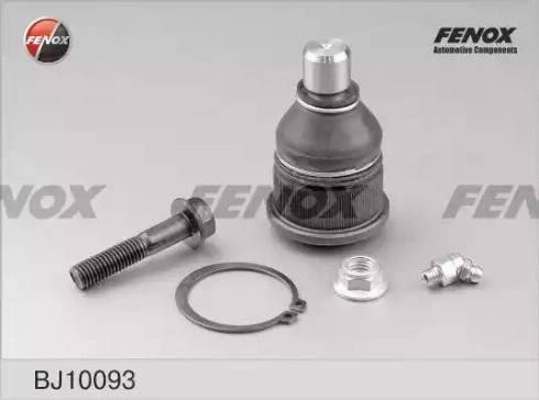 Fenox BJ10093 - Несущий / направляющий шарнир autodnr.net