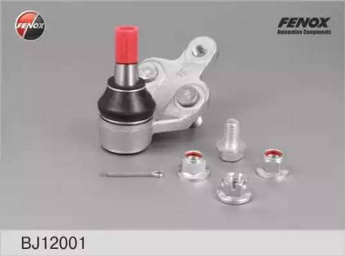 Fenox BJ12001 - Шаровая опора, несущий / направляющий шарнир car-mod.com