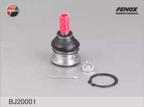 Fenox BJ20001 - Шаровая опора, несущий / направляющий шарнир car-mod.com