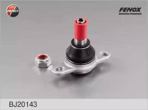 Fenox BJ20143 - Шаровая опора, несущий / направляющий шарнир car-mod.com
