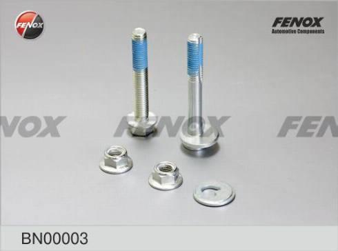 Fenox BN00003 - Болт регулировки развала колёс car-mod.com