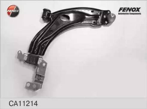 Fenox CA11214 - Рычаг независимой подвески колеса car-mod.com