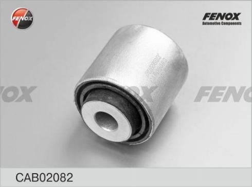 Fenox CAB02082 - Сайлентблок, рычаг подвески колеса car-mod.com