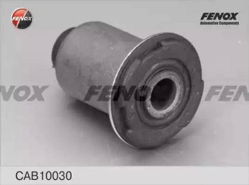 Fenox CAB10030 - Сайлентблок, рычаг подвески колеса car-mod.com