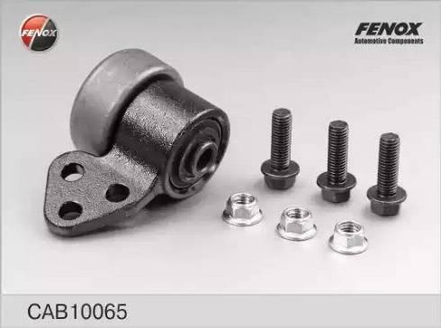 Fenox CAB10065 - Сайлентблок, рычаг подвески колеса car-mod.com
