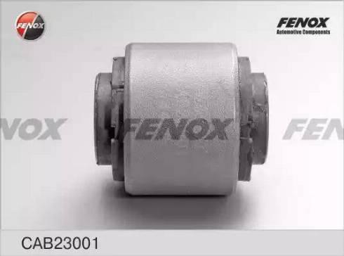 Fenox CAB23001 - Сайлентблок, рычаг подвески колеса car-mod.com