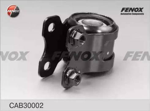 Fenox CAB30002 - Сайлентблок, рычаг подвески колеса car-mod.com