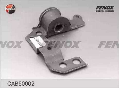 Fenox CAB50002 - Сайлентблок, рычаг подвески колеса car-mod.com