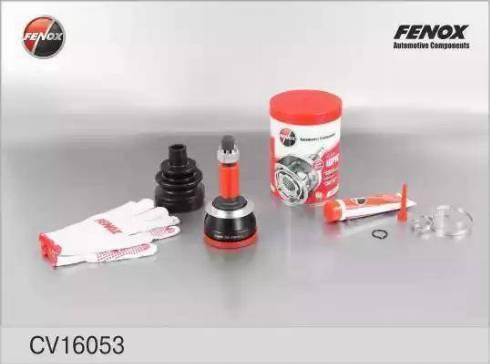 Fenox cv16053 - Шарнирный комплект, приводной вал autodnr.net