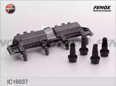 Fenox IC16037 - Катушка зажигания avtokuzovplus.com.ua