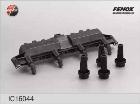 Fenox IC16044 - Катушка зажигания avtokuzovplus.com.ua