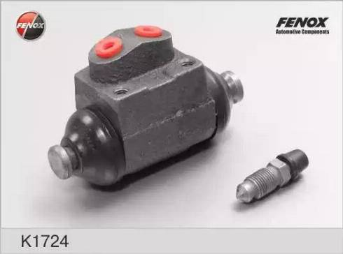 Fenox k1724 - Колесный тормозной цилиндр autodnr.net