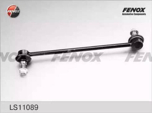 Fenox LS11089 - Тяга / стойка, стабилизатор autodnr.net