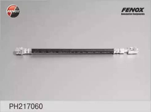 Fenox PH217060 - Тормозной шланг car-mod.com