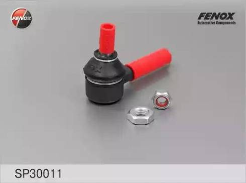 Fenox SP30011 - Наконечник рулевой тяги, шарнир car-mod.com