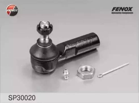 Fenox SP30020 - Наконечник поперечной рулевой тяги autodnr.net