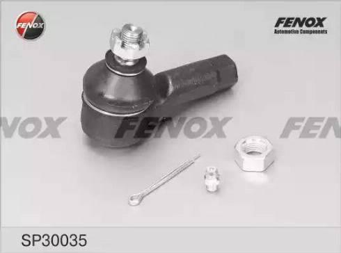 Fenox SP30035 - Наконечник поперечной рулевой тяги autodnr.net