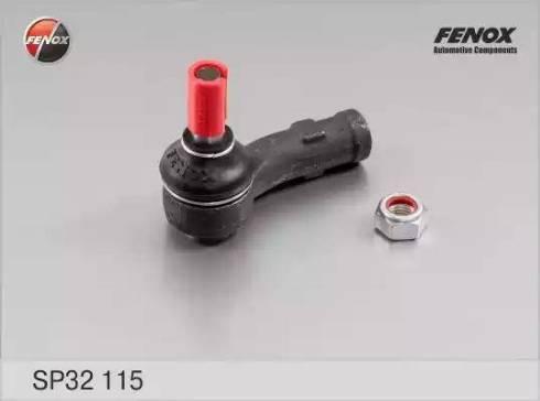 Fenox SP32115 - Наконечник поперечной рулевой тяги autodnr.net
