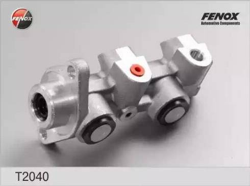 Fenox t2040 - Главный тормозной цилиндр autodnr.net