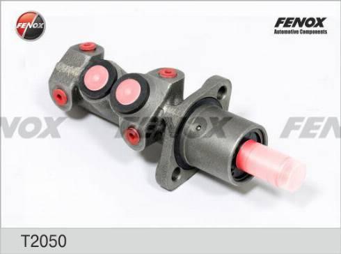 Fenox T2050 - Главный тормозной цилиндр autodnr.net