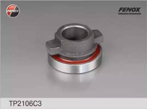 Fenox TP2106C3 - Нажимной диск сцепления car-mod.com