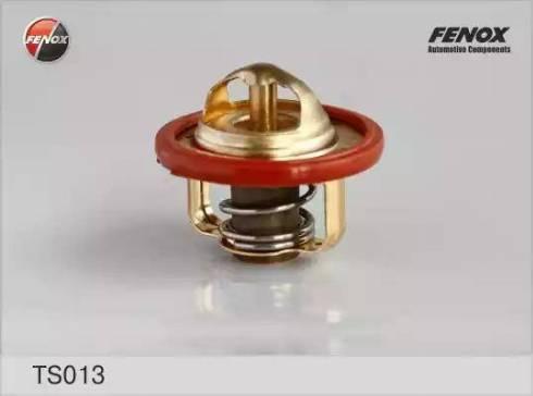 Fenox ts013 - Термостат, охлаждающая жидкость autodnr.net