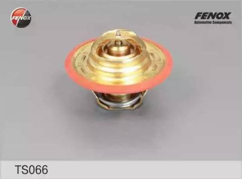 Fenox ts066 - Термостат, охлаждающая жидкость autodnr.net