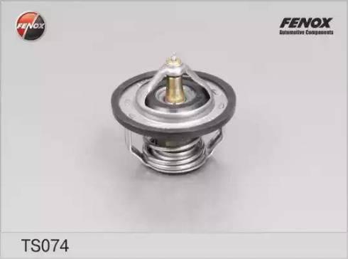 Fenox ts074 - Термостат, охлаждающая жидкость autodnr.net