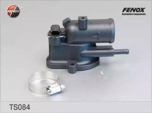 Fenox TS084 - Термостат, охлаждающая жидкость autodnr.net