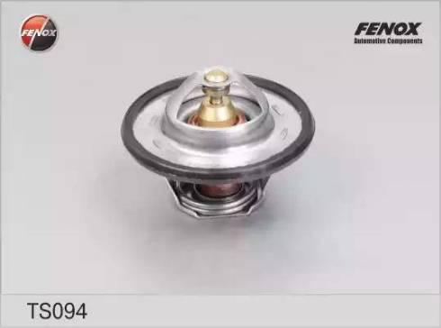 Fenox ts094 - Термостат, охлаждающая жидкость autodnr.net