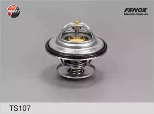 Fenox ts107 - Термостат, охлаждающая жидкость autodnr.net