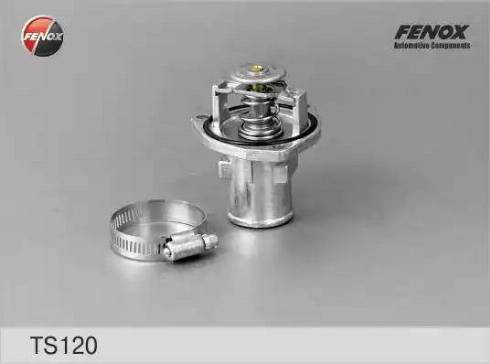 Fenox ts120 - Термостат, охлаждающая жидкость autodnr.net