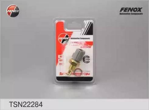 Fenox TSN22284 - Датчик, температура охлаждающей жидкости avtokuzovplus.com.ua