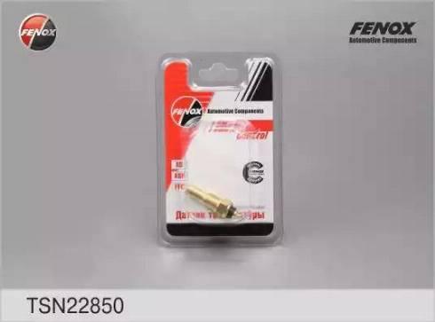 Fenox TSN22850 - Датчик, температура охлаждающей жидкости avtokuzovplus.com.ua