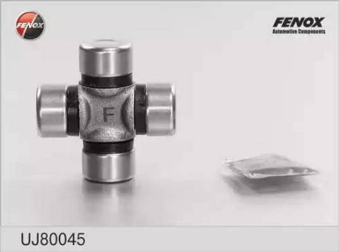 Fenox uj80045 - Шарнир, колонка рулевого управления autodnr.net
