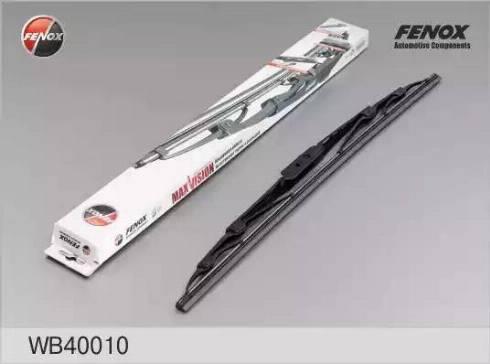 Fenox wb40010 - Щетка стеклоочистителя autodnr.net