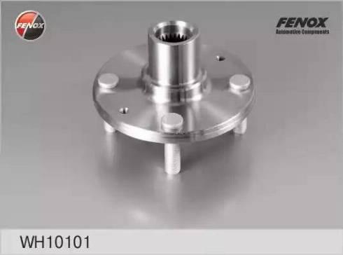 Fenox WH10101 - Ступица колеса autodnr.net