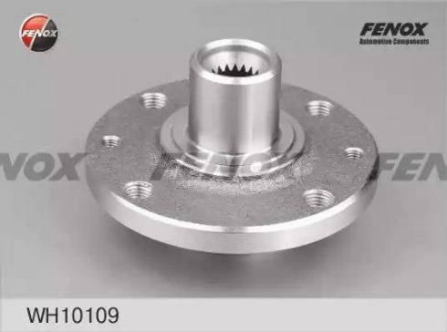 Fenox wh10109 - Ступица колеса autodnr.net