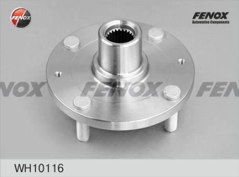 Fenox wh10116 - Ступица колеса autodnr.net