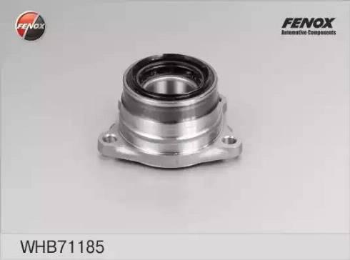 Fenox WHB71185 - Ступица колеса autodnr.net
