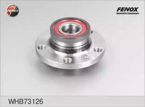Fenox WHB73126 - Ступица колеса autodnr.net