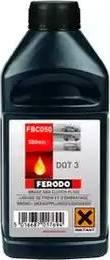 Ferodo FBC050 - Тормозная жидкость car-mod.com